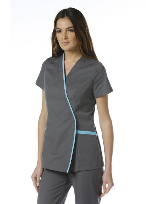 """Medical Heart Cover Stretch, CMT, Collection """"Stretch bicolor"""" (2615)"""