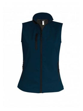 Women's Softshell Sleeveless Softshell Jacket (R232F)