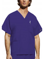 Blouse médicale Homme, 3 poches, Cherokee Workwear Originals (4876) grappe face