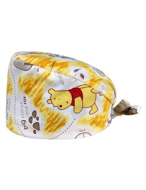 "Medical cap ""Winnie the Pooh"" (209-12201)"