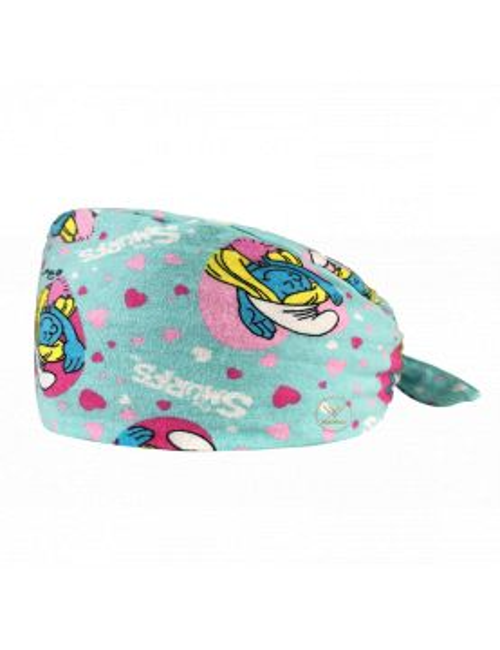 "Medical cap ""Smurfette"" (209-22084)"