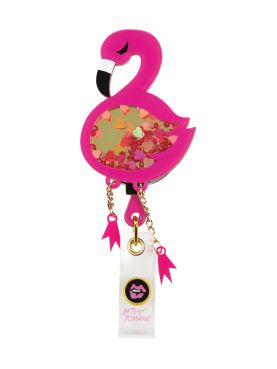 Porte-Badge Flamand Rose, Koi (BA156-FLG)