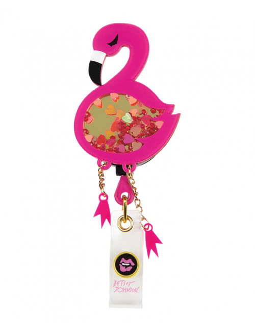 Porte-Badge Flamand Rose, Koi (BA156 - FLG) produit