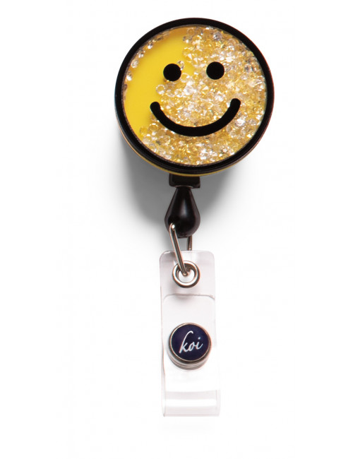 Porte-Badge Smiley, Koi (A156-SFA)