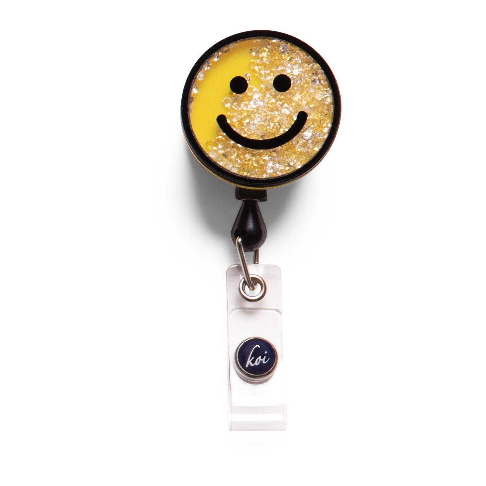 Porte-Badge Smiley, Koi (A156-SFA) produit