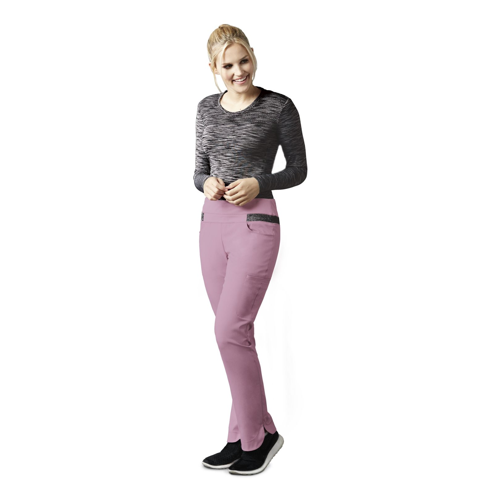 "Pantalon médical femme, collection ""Grey's Anatomy Impact"", Barco (7227-)"