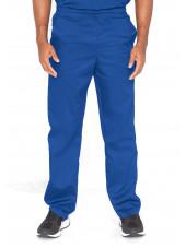 "Pantalon médical Unisexe, collection ""Barco One Essentials"" (BE005) bleu royal"