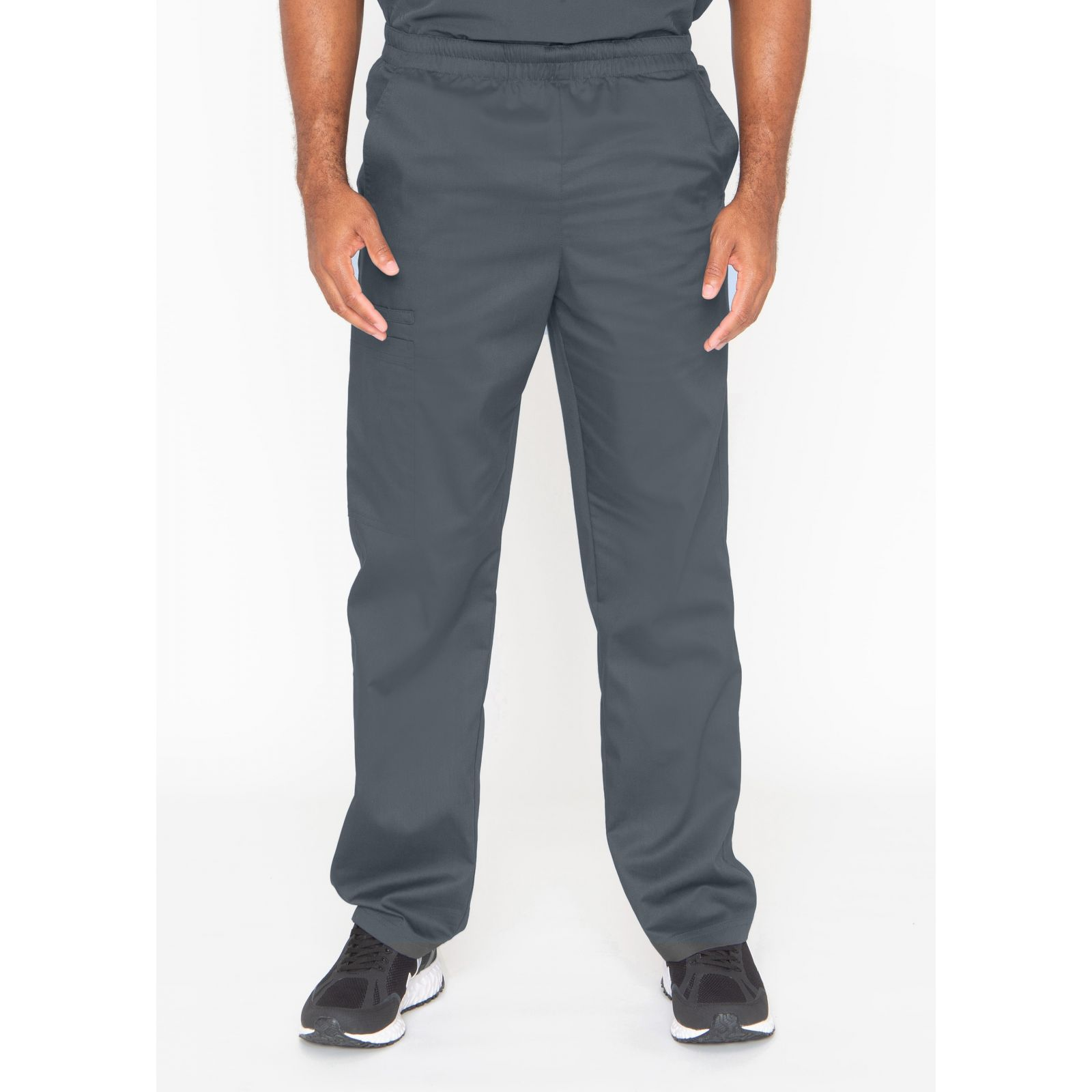 "Pantalon médical Unisexe, collection ""Barco One Essentials"" (BE005) gris"