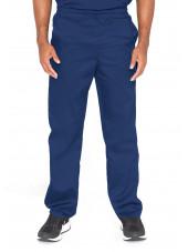 "Pantalon médical Unisexe, collection ""Barco One Essentials"" (BE005) bleu marine"