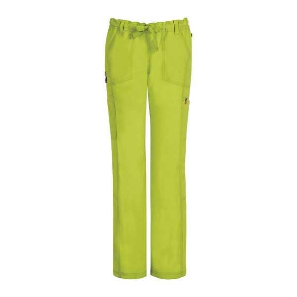 Pantalon médical anti-taches et antimicrobien unisexe, Code happy (46000AB)