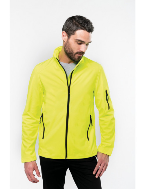 Doudoune Softshell manches longues Homme (K401)