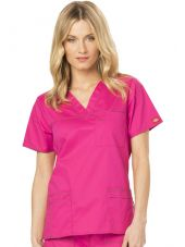 """Blouse Médicale Femme, Dickies, Collection """"GenFlex"""" (817455) rose"""