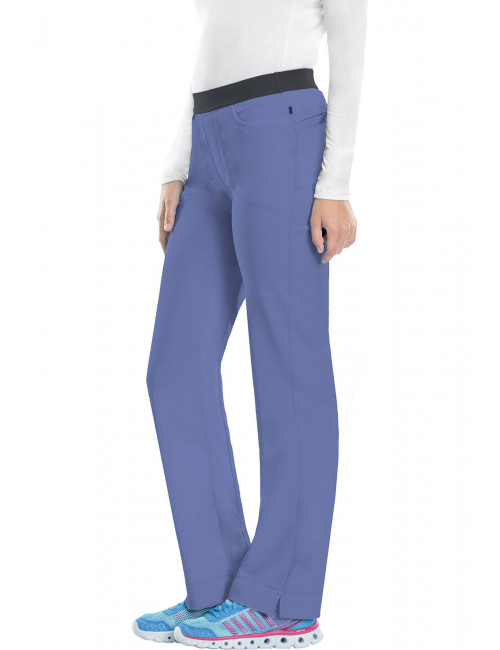"Antimicrobial Elastic Pants, Cherokee ""Infinity"" Collection (1124A)"