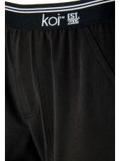 """Pantalon médical Femme Koi """"Au pas de course"""", collection Koi Next Gen (738) détail 1"""