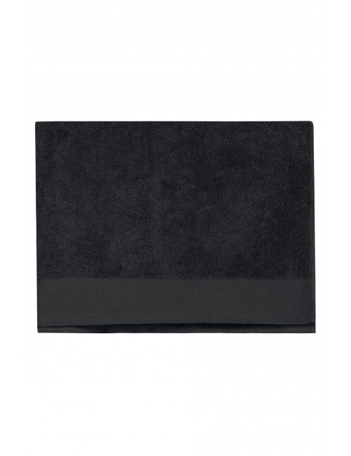 Serviette pour table massage Bio, Kariban (K102) noir