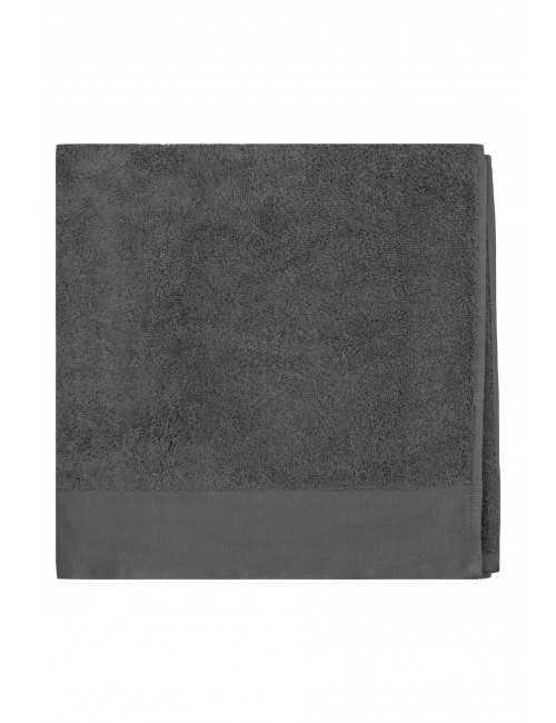 Serviette de bain Bio, Kariban (K101) gris