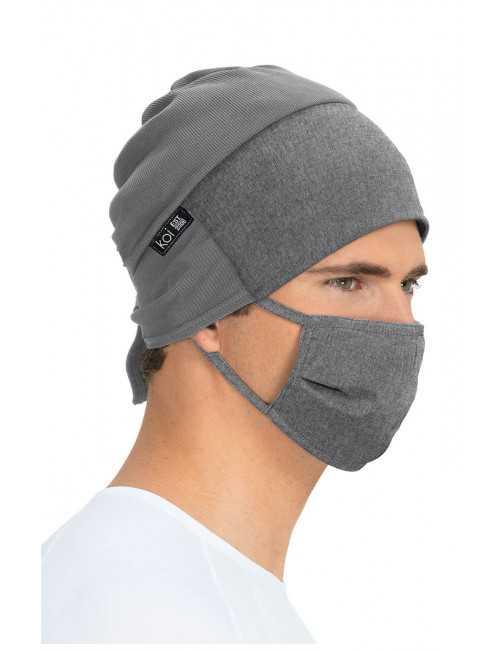 Unisex Koi Cap Grey (A161)