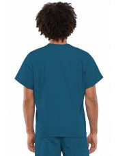 Blouse médicale Homme, 1 poche, Cherokee Workwear Originals (4777) caraibe dos