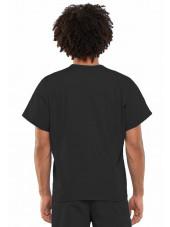 Blouse médicale Homme, 1 poche, Cherokee Workwear Originals (4777) noir dos
