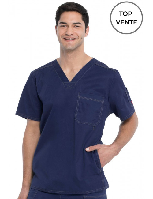 "Dickies Men's Medical Blouse, ""Genflex"" Collection (81722)"