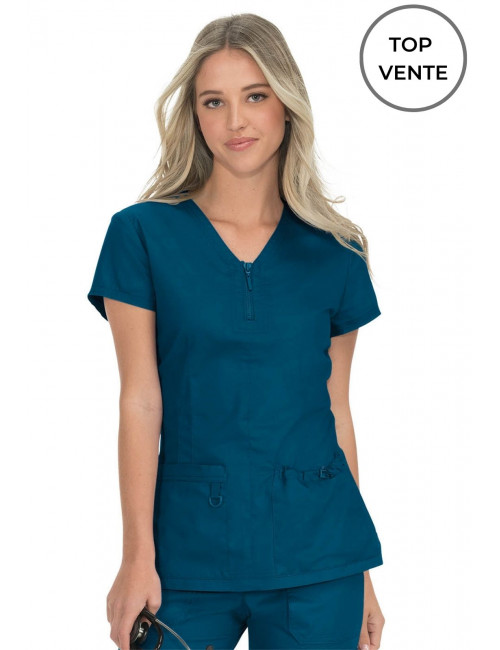 "Koi Medical Gown Woman ""Mackenzie"", Koi Stretch Collection (204-)"