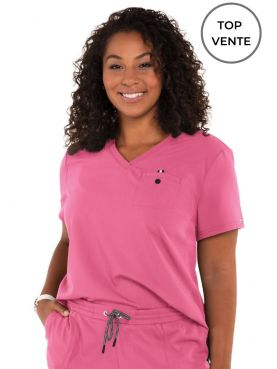 "Koi Medical Blouse Woman ""Ready to work"", collection Koi Next Gen (1010)"