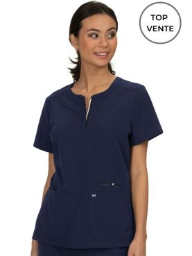 "Blouse médicale Femme Koi ""Retour à l'action"", collection Koi Next Gen (1009) top"