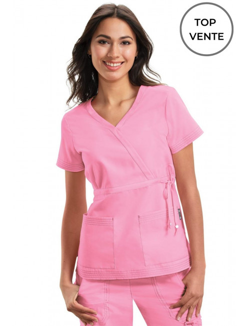 "Blouse médicale Femme Koi ""Katelyn"", collection Koi Classics (137-)"