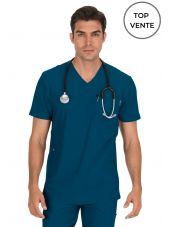 """Blouse médicale Homme Koi """"Force"""", collection Koi Lite (667-) top"""