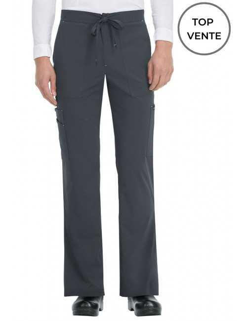 "Pantalon médical Homme Koi ""Luke"", collection Koi Basics (605-) top"