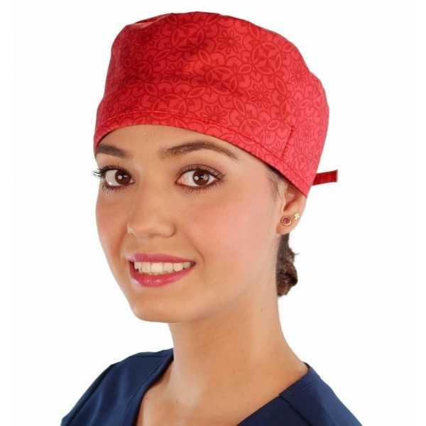 "Medical cap ""Coccinelles"" (210-8838)"