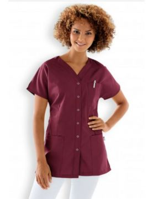 "Women's medical gown ""Mila"", Clinic dress"