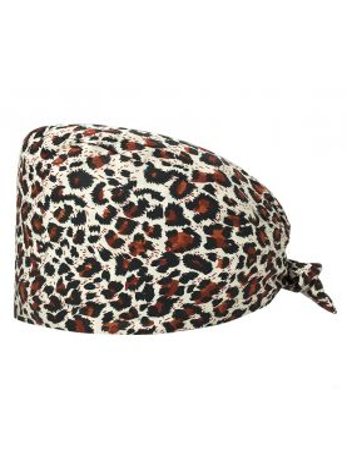 """Medical cap """"Leopard"""" (209-12221)"""