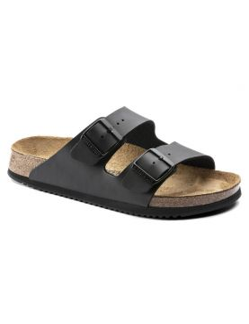 Black Medical sandal, Birkenstock, Arizona