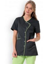 "Medical blouse woman ""Eloise"", Clinic dress"