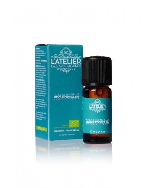 Peppermint Essential Oil, L'Atelier des Apothicaires (HEAAMENTP)