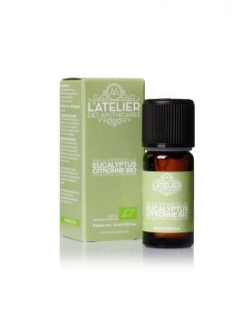 Eucalyptus Lemon Essential Oil, L'Atelier des Apothicaires (HEAAEUCAC)