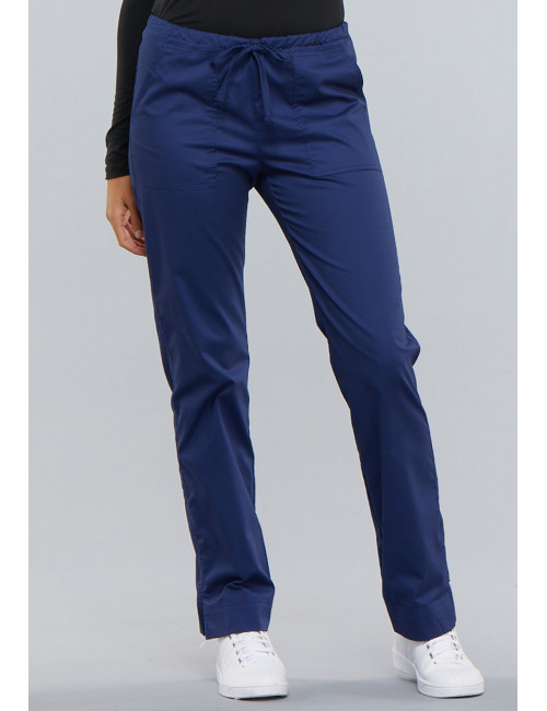 """Cherokee Elastic Women's Pants, """"Core Stretch"""" Collection (4005)"""