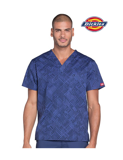 """Blouse médicale originale Homme """"What's your point"""", Dickies (DK725)"""