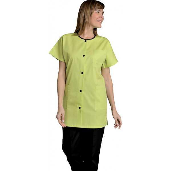 Blouse médicale Femme couleur Col Rond Corinne, SNV (CORKC010) modele