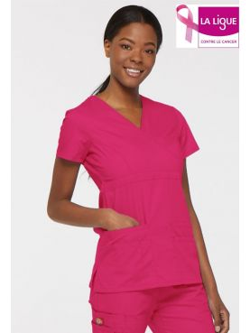 """Women's Cache Coeur Medical Gown, Dickies, """"EDS Signature"""" Collection (85820)"""