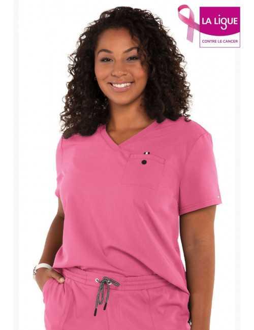 """Koi Medical Blouse Woman """"Ready to work"""", collection Koi Next Gen (1010)"""