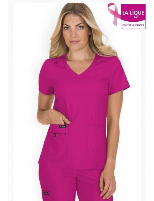 "Medical Gown Woman Koi ""Becca"", collection Koi Basics (373-)"