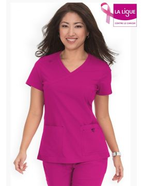 """Medical blouse Woman Koi """"Katie"""", collection Koi Basics (374-)"""