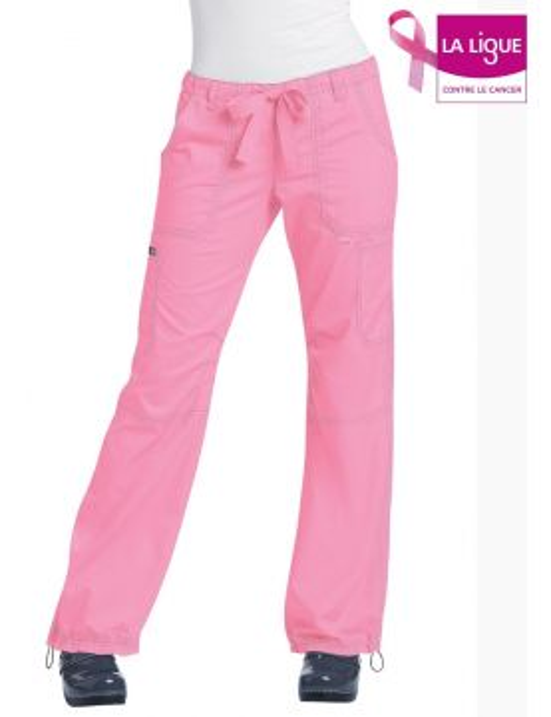 "Pantalon médicale Femme Koi ""Lindsey"", collection Koi Basics (701)"