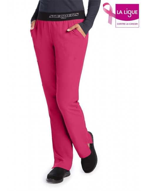 "Pantalon médical femme, collection ""Skechers"" (SK202-)"