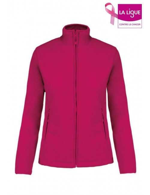 Microfleece jacket woman Kariban (K907)