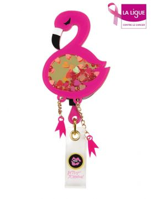 Retractable Badges Flamingo, Koi (BA156 - FLG)