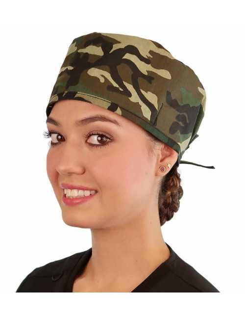 """Calot médical """"Camouflage militaire"""" (210-1021)"""