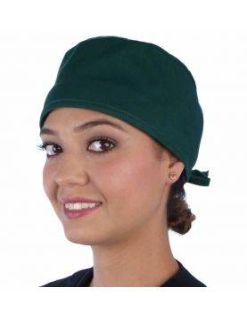 "Medical cap ""Dark green"" (210-1124)"